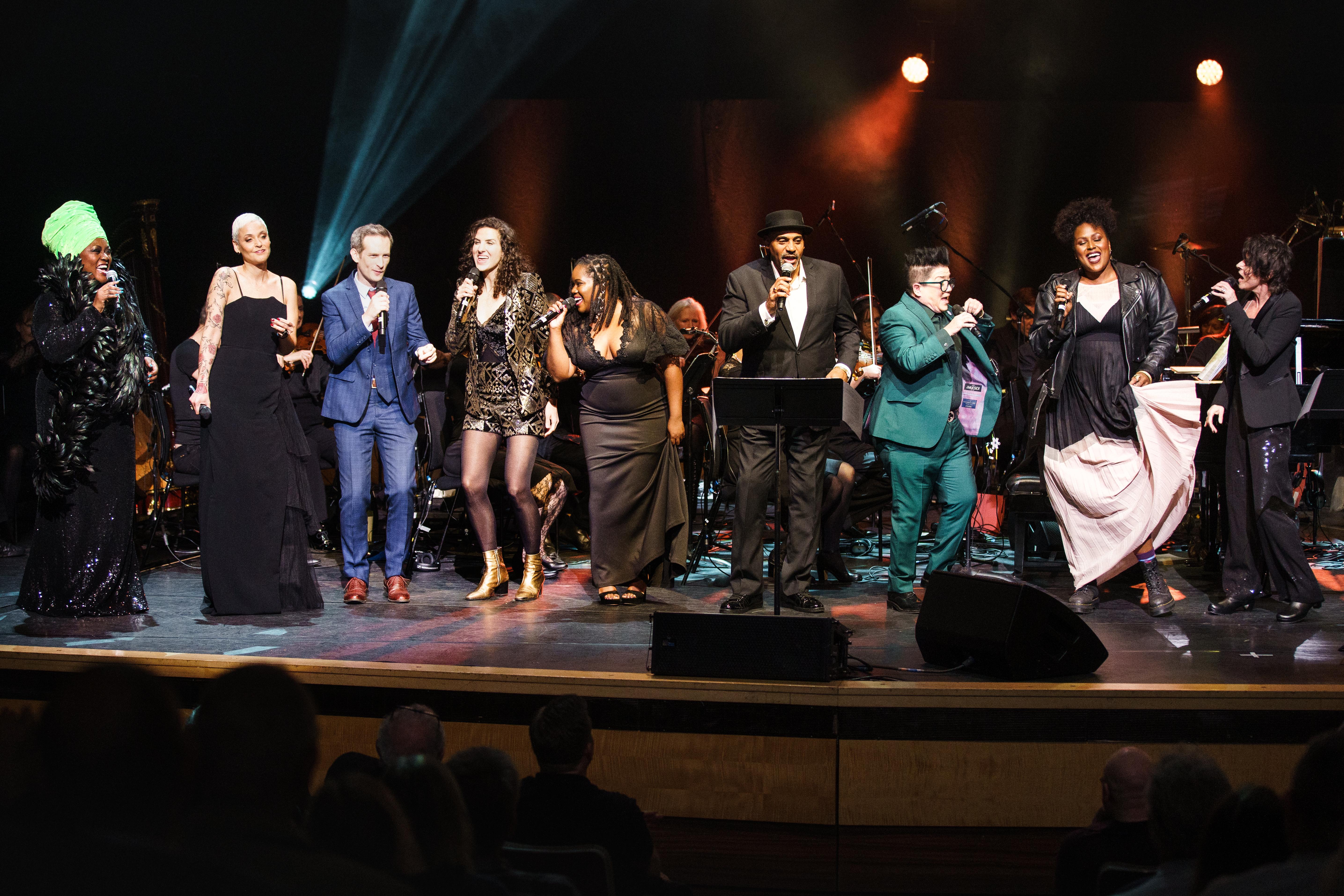 Jazz Voice - EFG London Jazz Festival Opening Gala