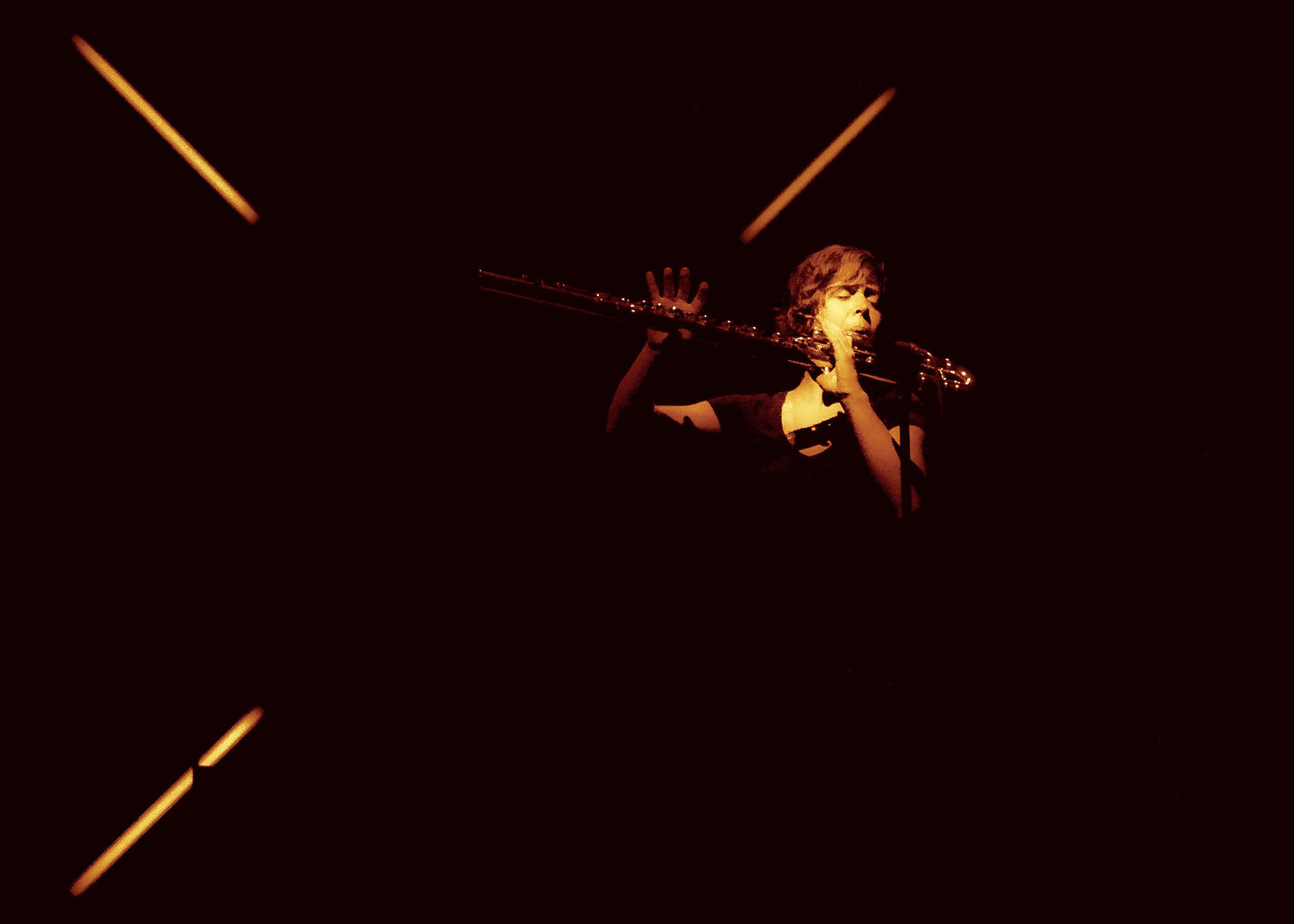 flautist Claire Chase