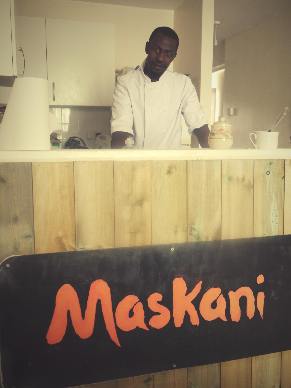 Eric Mugaju of Maskani