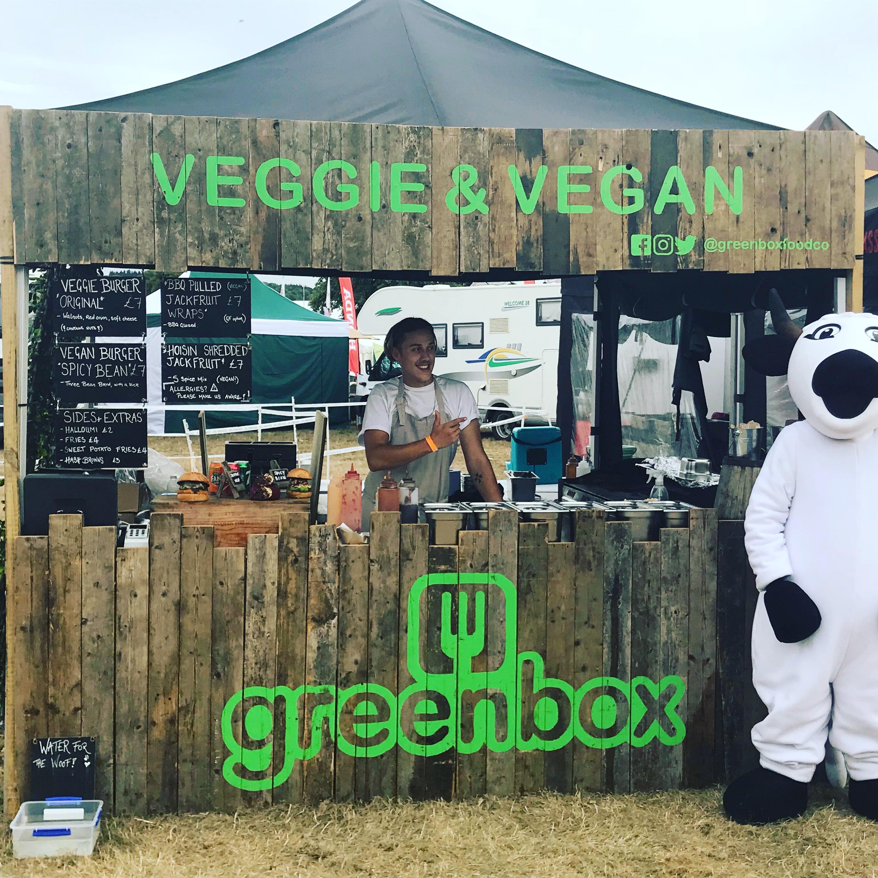 Greenbox, Food Market